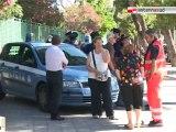 TG 22.07.11 Bari, protesta dei lavoratori del 118, chiedono internalizzazione