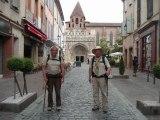 Saint Jacques de Compostelle jacobsweg saint james way