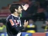 Les coups francs de Juninho avec Vasco