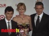 Antonio Banderas and Melanie Griffith 2011 Alma Awards