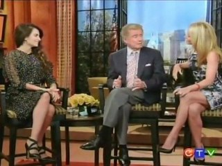 Regis & Kelly - Penelope Cruz - Featurette Regis & Kelly - Penelope Cruz (Anglais)