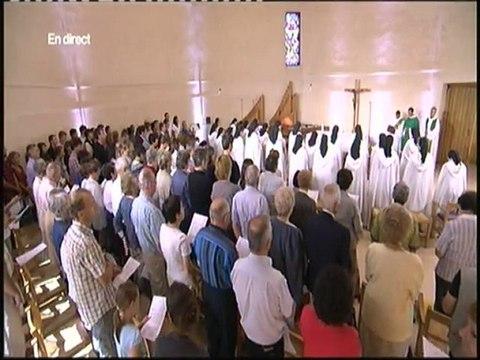Messe Télévisée du 11 septembre 2011 Entrée