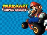 Video Test Mario Kart Super Circuit ( GBA )