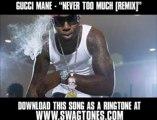 Gucci Mane ft Three 6 Mafia and Yung Joc - Never Too Much REMIX [ New Video + Lyrics + Download ] - YouTube
