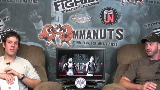 UFC Fight Night: Alan Belcher vs Jason Macdonald - ...
