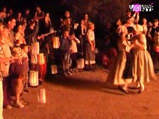 St Pancrace 2011 : La Montée aux Flambeaux  (Manosque)