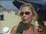 TG 30.07.09 A Rosa Marina chiuse tre spiagge