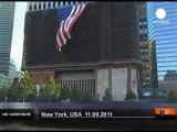 USA : 9/11 ceremonies under high security - no comment