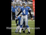 watch nfl Tampa Bay Buccaneers vs Detroit Lions live streaming