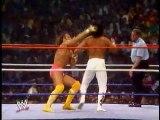 001. Ricky Steamboat vs. Randy Savage (WrestleMania III 1987 WWF Intercontinental Championship)