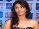 "Hot Zeenal & Rohit Khurana At Premier Of ""Men Will Be Men"""