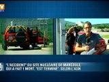 Marcoule : le four servait aux déchets radioactifs