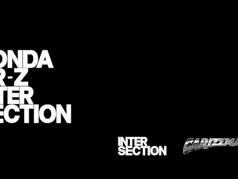 HONDA CR-Z x INTERSECTION