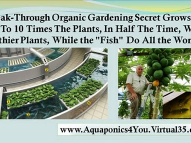 hydroponics gardening – aquaponics made easy – home aquaponics