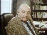 Pub camembert Président avec Bernard Blier 1987