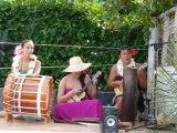 Fête du Mascaret St Pardon de Vayres 2011- groupe Mana ori Tahiti 1