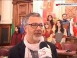 """TG 06.05.11 Il Corteo di San Nicola diventa """"Meraviglia Italiana"""""""