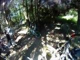 DH VTT Extrème Pic du Jer 26 06 2011 Part 2