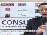 AD'MISSIONS - Pierre GODIN, Directeur du Développement - Exposant du Salon CONSULT DAY 2011