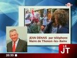 TV8 Infos du 12/09/2011