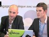 Marc Langlois & Maxime Baumard, Responsable Vente à Distance de Cdiscount / Responsable de la Communication de iAdvize
