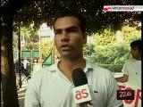 """TG 26.05.10 Iraniani a Bari: """"No al regime di Ahmadinejad"""""""