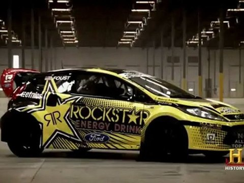Speed Indoor Record 2011 - Tanner Foust