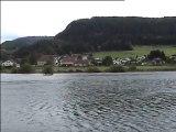 croisière commentée au travers d'un site grandiose et de paysages magnifiques : le lac, les gorges et le SAUT DU DOUBS classé Grand Site National.
