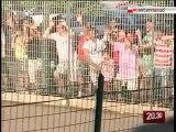 L'infortunio al ginocchio di Totti - Video Dailymotion