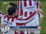 OLYMPIAKOS 1-0 Sochaux 2004-05