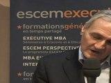ESCEM - Alain MARTINES, Directeur du Développement - Exposant du Salon CONSULT DAY 2011