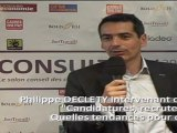 KORN FERRY - Philippe DECLETY, intervenant au Salon CONSULT DAY 2011