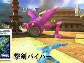 Conférence 3DS 2011 Trailer 2  de Kid Icarus : Uprising