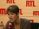 Lucy Vincent, directrice générale des affaires extérieures de Servier, invitée de RTL (14 septembre 2011)