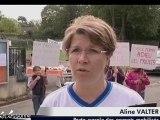Parents en colère à l'école Jules Ferry de Draveil
