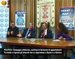 CN24 | POLITICA | Campagna elettorale, continua la kermesse di appuntamenti