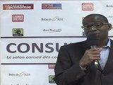 LES 2 RIVES - Philippe YAPO, Responsable relations Entreprises - Exposant du Salon CONSULT DAY 2011