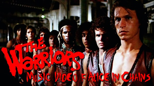 """The Warriors"" Music Video f/Alice in Chains"