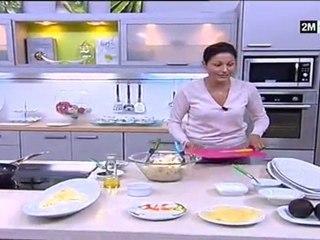 Recettes De Salades Avec Pâte Et Fruits De Mer