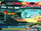 TGS 2011 Ultimate Marvel vs Capcom 3 Iron Fist Trailer (PS3, VITA, Xbox 360)