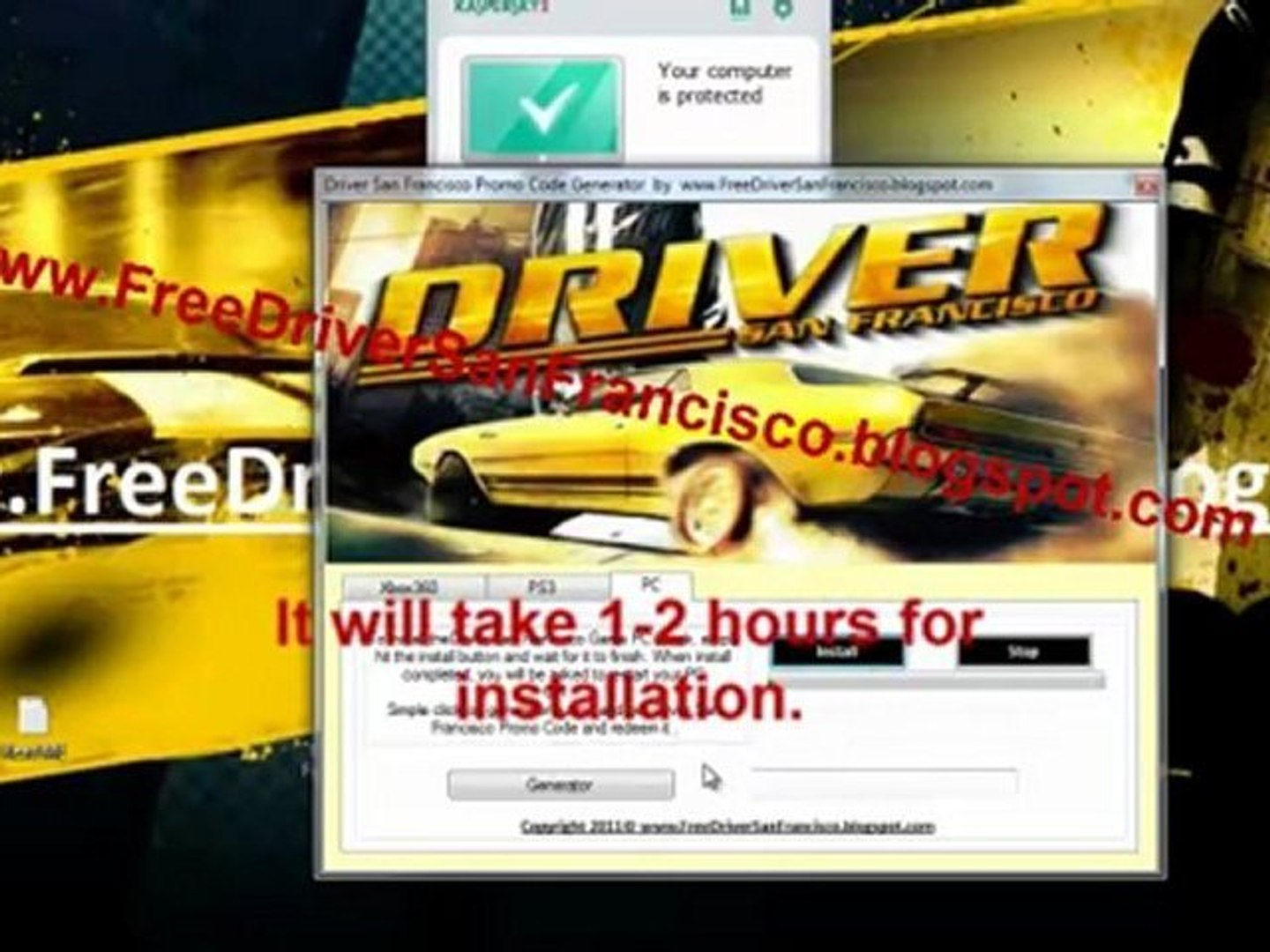 How To Download Driver San Francisco For Free On Xbox 360 Ps3 Pc