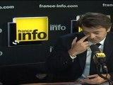 François Baroin et les banques françaises