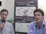 Loic Moisand & Thibault Hanin, Co-Fondateurs de Synthesio