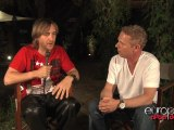 "Europe After Dark: Sean ""Hollywood"" Hamilton Interviews David Guetta Part 3"