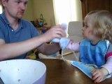 31/07/11 : famille au repas du soir