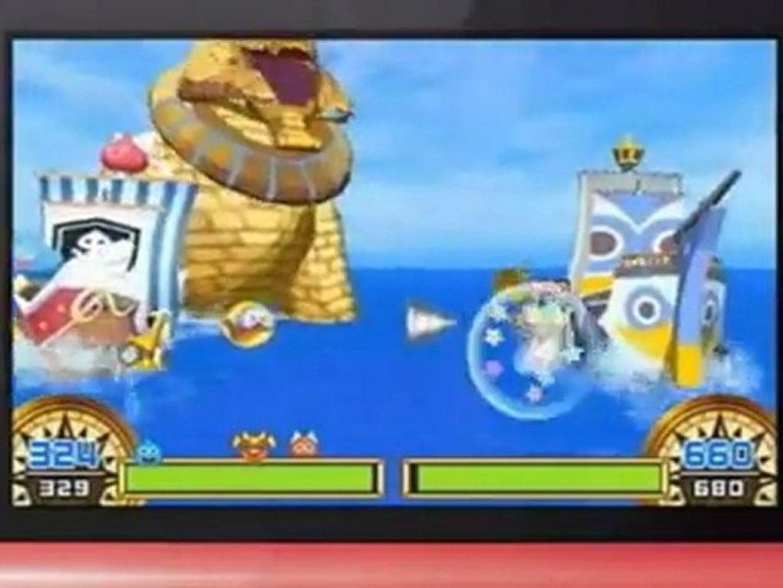 Slime Mori Mori Dragon Quest 3 - Conférence 3DS 2011 Trailer