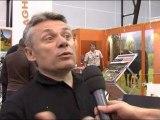 """Space 2011 - Clotures électriques - Jean-Louis Gautier (gallagher) : """"C'est le début d'une nouvelle génération de poste de clotures"""