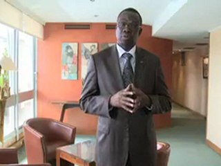 Entretien avec Beyon Luc-Adolphe Tiao, Premier ministre du Burkina Faso
