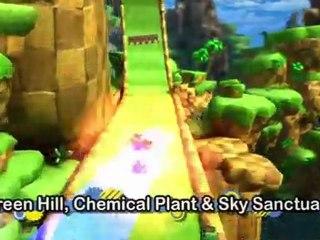 Genesis Era Trailer de Sonic 2011