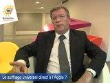 Agglo TV : Le suffrage universel direct à l'Agglo ?